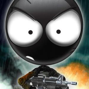 """دانلود Stickman Battlefields 2.1.1 – بازی جذاب """"نبرد استیکمن"""" اندروید + مود"""