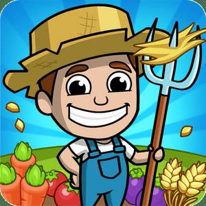 """دانلود Idle Farm Tycoon 1.01 – بازی جذاب """"کشاورز سرمایه دار"""" اندروید + مود"""