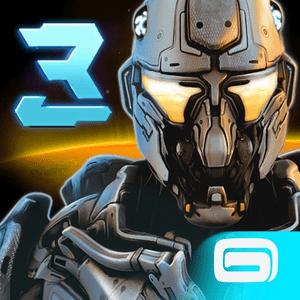 """دانلود N.O.V.A. 3 1.0.10 – بازی جذاب """"دشمنان فضایی 3"""" اندروید + مود"""