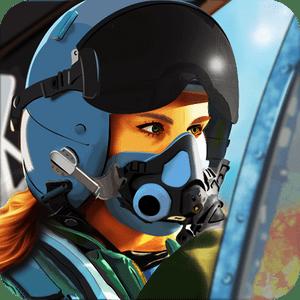 """دانلود Ace Fighter: Modern Air 2.64 – بازی جذاب """"جنگنده تک خال"""" اندروید + مود"""