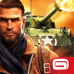 """دانلود Brothers in Arms 3 v1.5.2a – بازی """"برادران جنگ 3"""" اندروید + مود"""