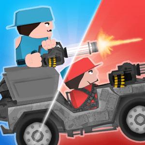 """دانلود Clone Armies 7.8.5 – بازی جذاب """"ارتش سرخ و آبی"""" اندروید + مود"""