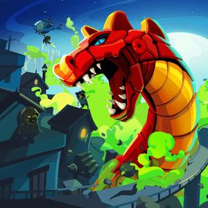 """دانلود Dragon Hills 2 1.1.8 – بازی جذاب """"تپه اژدها 2"""" اندروید + مود"""