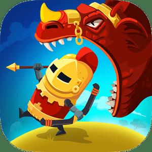 """دانلود Dragon Hills 1.4.4 – بازی جذاب """"تپه اژدها"""" اندروید + مود"""