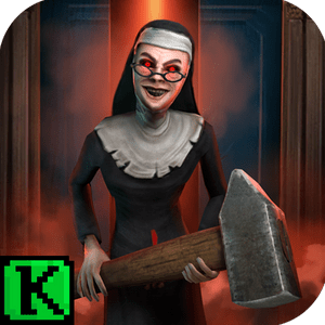 """دانلود Evil Nun Maze 1.0.2 – بازی """"هزارتوی راهبه شیطانی"""" اندروید + مود"""
