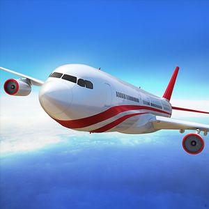 """دانلود Flight Pilot Simulator 3D 2.5.6 – بازی شبیه ساز """"پرواز با هواپیما"""" اندروید + مود"""