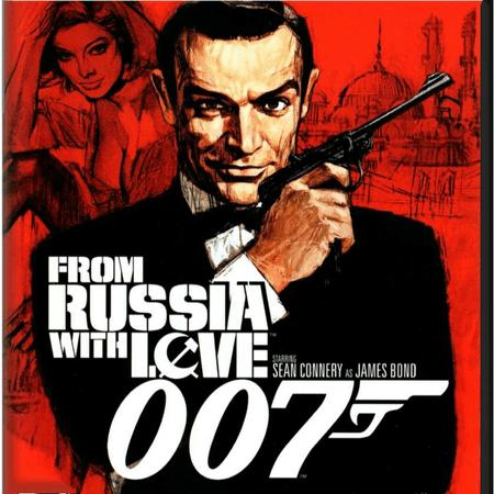 """دانلود James Bond 007 - بازی """"007 : با عشق از روسیه"""" برای اندروید"""
