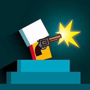"""دانلود Mr Gun 1.5.8 – بازی جذاب """"آقای تفنگدار"""" اندروید + مود"""