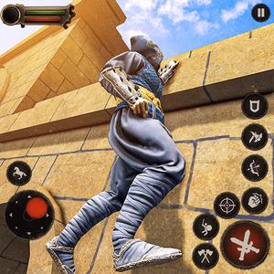 """دانلود Ninja Assassin Shadow Master 1.0.13 – بازی """"نینجا اساسینز"""" اندروید + مود"""