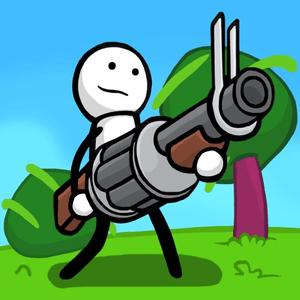 """دانلود One Gun: Stickman 97 – بازی جذاب """"آدمک تفنگدار"""" اندروید + مود"""