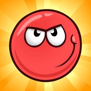 """دانلود Red Ball 4 1.4.21 – بازی جذاب """"توپ قرمز 4"""" اندروید + مود"""