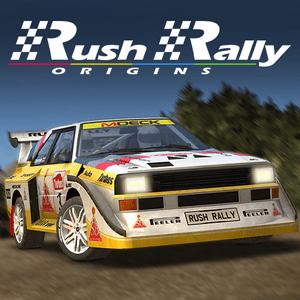 """دانلود Rush Rally Origins 1.14 – بازی مسابقات """"راش رالی"""" اندروید + مود"""