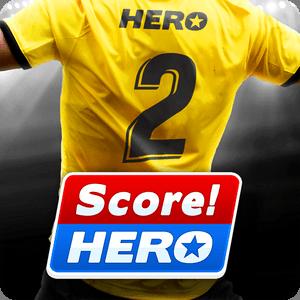 """دانلود Score! Hero 2 1.20 – بازی جذاب """"امتیاز! قهرمانی 2"""" اندروید + مود"""