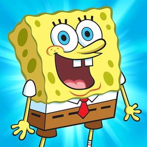 """دانلود SpongeBob's Idle Adventures 1.102 – بازی """"ماجراجویی باب اسفنجی"""" اندروید + مود"""