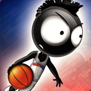 """دانلود Stickman Basketball 2017 - بازی """"بسکتبال استیکمن 2017"""" اندروید + مود"""
