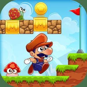 """دانلود Super Bino Go 1.5.5 – بازی قارچ خور """"سوپر بینو"""" اندروید + مود"""