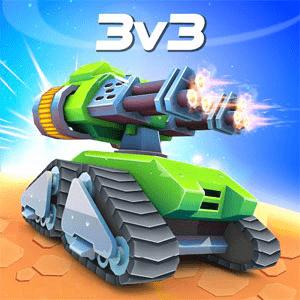 """دانلود Tanks A Lot 2.90 – بازی اکشن آنلاین """"نبرد در دنیا بزرگ تانک ها"""" اندروید + مود"""