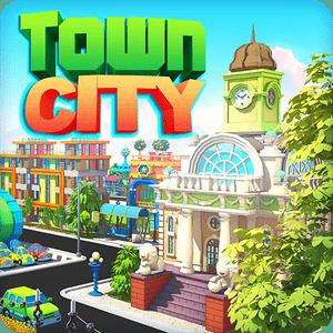 """دانلود Town City 2.3.3 – بازی شهرسازی """"تاون سیتی"""" برای اندروید + مود"""