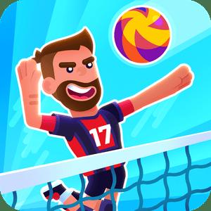"""دانلود Volleyball Challenge 1.0.25 – بازی جذاب """"چالش والیبالی"""" اندروید + مود"""