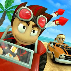 """دانلود Beach Buggy Racing 2021.08.29 – بازی """"مسابقات جزیره"""" اندروید + مود"""