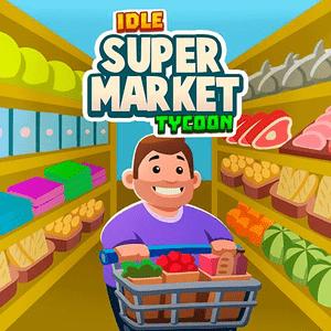 """دانلود Idle Supermarket Tycoon 2.3.4 – بازی """"سرمایه دار سوپرمارکت"""" اندروید + مود"""