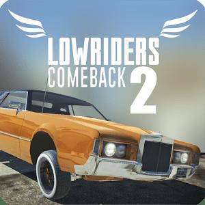 """دانلود Lowriders Comeback 2: Cruising 3.2.1 – بازی """"بازگشت ماشین بازها"""" اندروید + مود"""