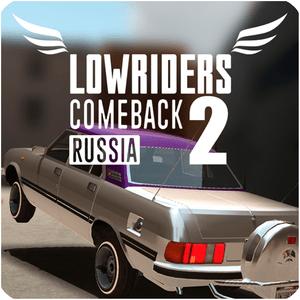 """دانلود Lowriders Comeback 2: Russia 1.2.0 – بازی """"بازگشت ماشین بازها"""" اندروید + مود"""