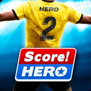 """دانلود Score! Hero 2 1.05 – بازی جذاب """"امتیاز! قهرمانی 2"""" اندروید + مود"""